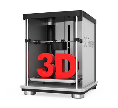 3d printed bearing prototypes