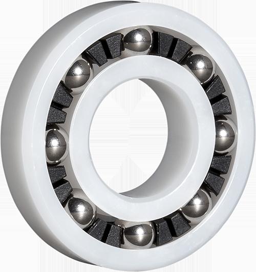 thin race bearings