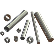 316 Stainless Steel Bearing Materials