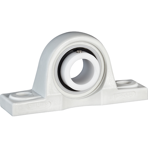 Fitted with Acetal Insert Ball Bearing