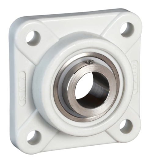 fpl 4 bolt block with (ssb) 316 stainless bearing