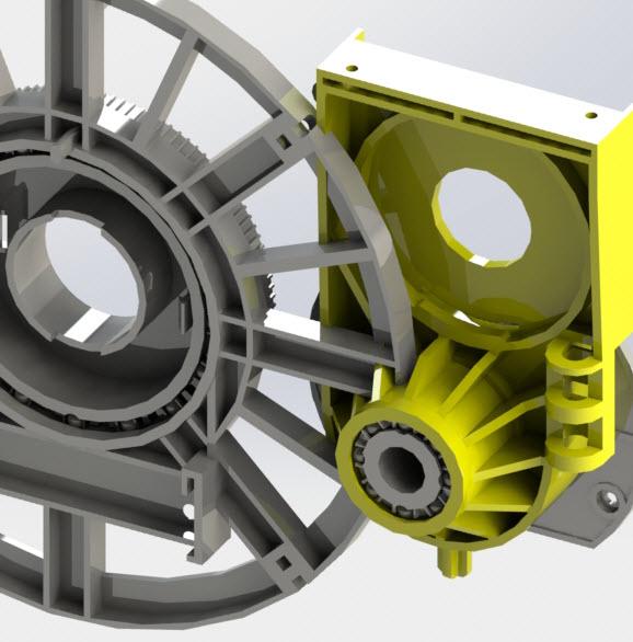 plastic bearing capabilities