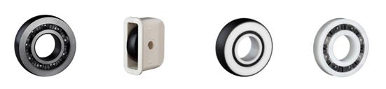 non magnetic bearings for mri equipment