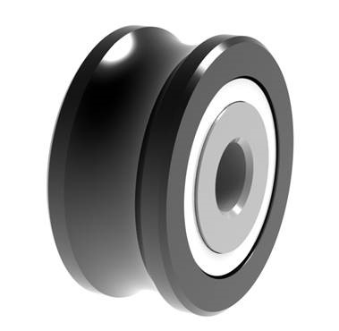 roll guide bearing