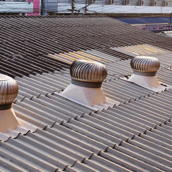 Bearings for Roof Top Ventilators