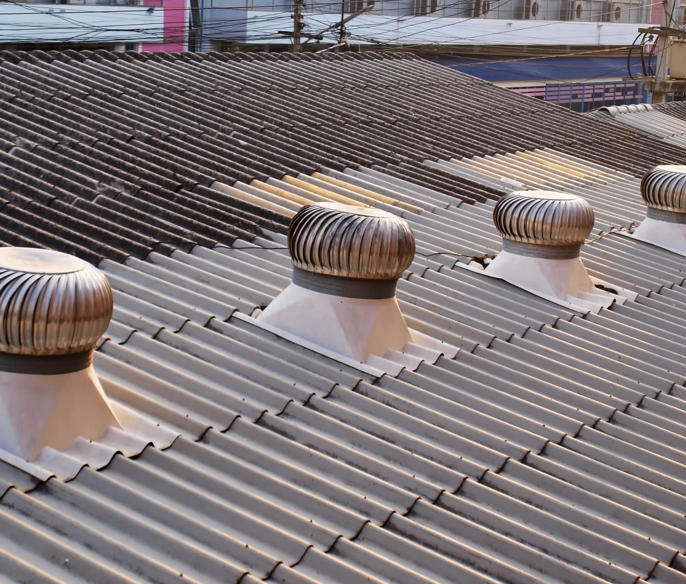Rooftop Ventilators