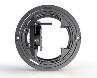 Custom thin section ball bearings