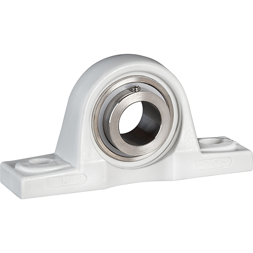Fitted with SS316 Insert Ball Bearing