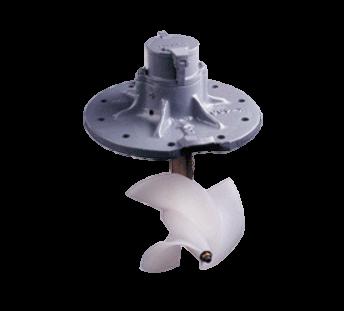bearings for flow meters