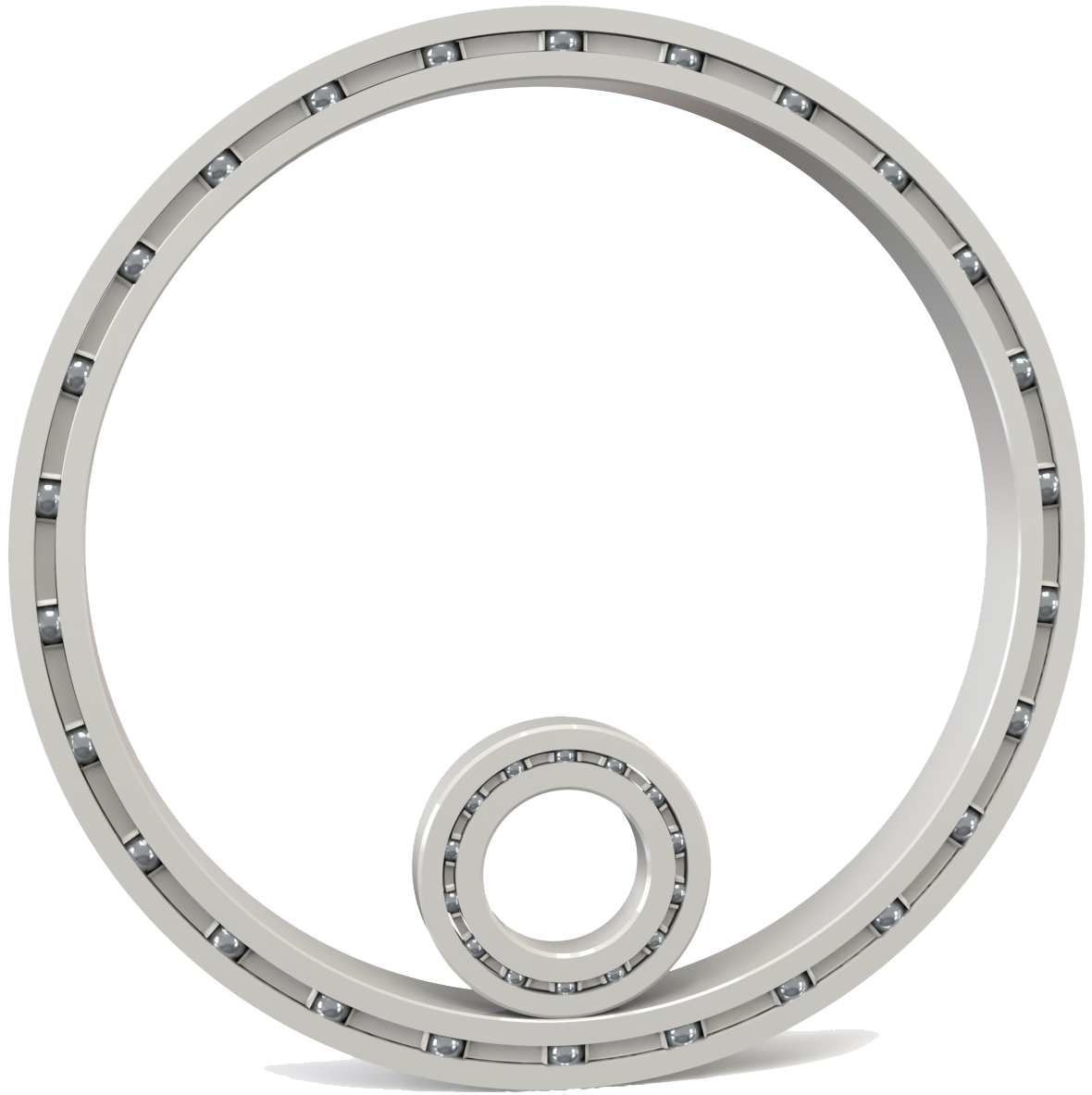 thin Section Bearings Available Sizes