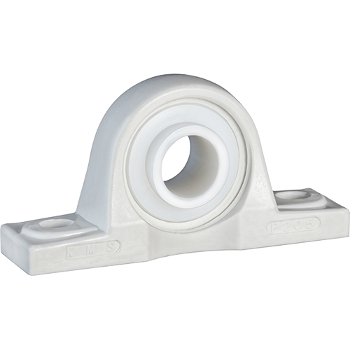 Fitted with UHMW Insert Sleeve Bearing