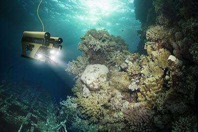 Underwater Drone Bearings