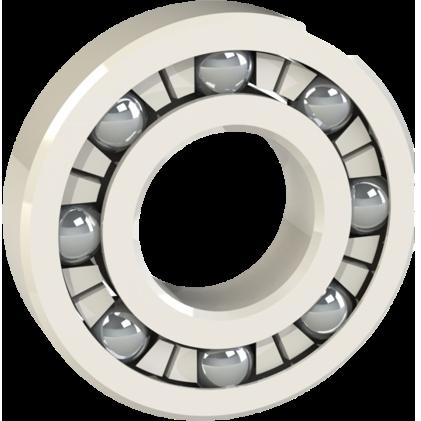 Valox® PBT Polyester Radial Ball Bearings