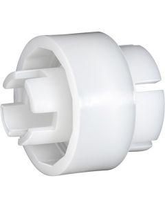 "1714, Mars Pool Cleaner Plastic Wheel Bearing - W83259 - .560"" X 1.322"" X 1.315"" (WIR), .610"" (WOR)"